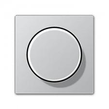 Tapa regulador giratorio A 1540 AL dimmer jung aluminio