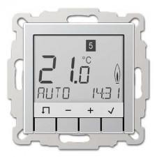 Termostato programador display jung TRUD A 231 AL