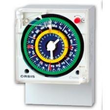Interruptor horario Orbis CRONO QRD 2X10 ob051923