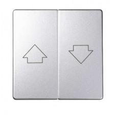 Doble tecla pulsador persianas aluminio frio 82028-93