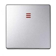 Tecla interruptor visor 82011-93 aluminio frio