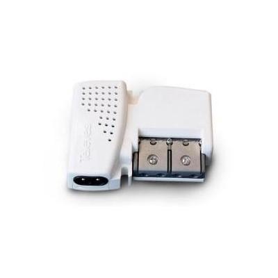 Amplificador de vivienda PicoKom 1 entrada 2 salidas Televés 560541