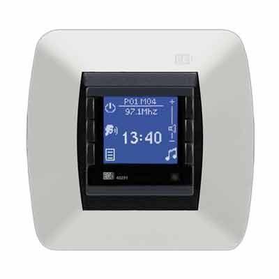 Mando audio con intercomunicación y pantalla gráfica FM 40291 Domos2 Egi