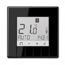 Termostato programador universal display Jung TR UD LS 231 SW