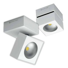 Foco de Led en color blanco orientable 4000k 264470-RU4