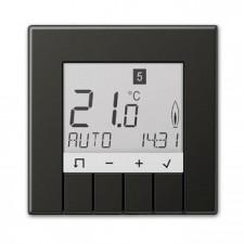 Termostato programador universal display Jung TR UD AL 231 AN