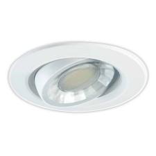Foco circular Led empotrable luz cálida 592144CR-C