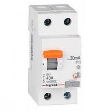 Interruptor Diferencial Legrand 402057 40A 30mA RX3 vivienda