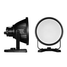 263207B-3 Proyector foco de Led en color negro