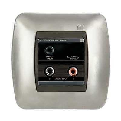 Minicentral 1 programa de audio + IR 40070 Egi