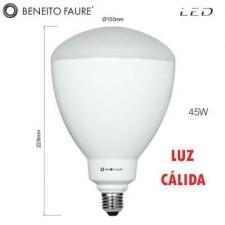 Bombilla LED CUP 45W E27 2700K Beneito & Faure