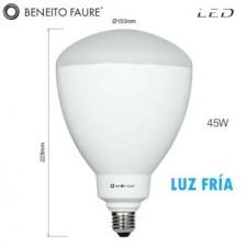 Bombilla LED CUP 45W 5000K E27 Beneito & Faure
