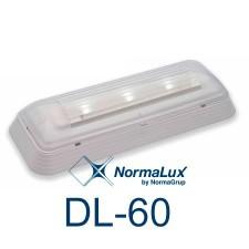 Luz de emergencia normalux dunna LED DL-60
