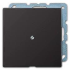 Placa salida cable con soporte AL 2990 A D jung