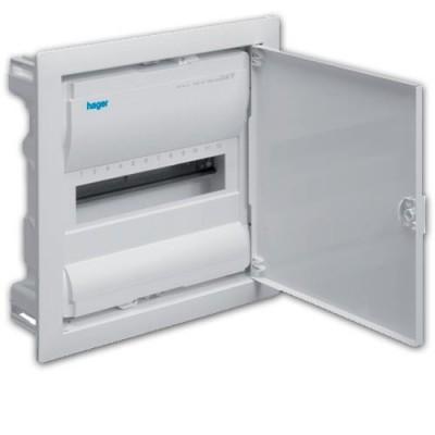 Caja de autom ticos de empotrar hager vu12ep precio for Caja cuadro electrico