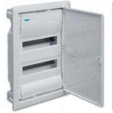 Caja de automáticos de empotrar Hager VU24EP