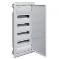 Caja de automáticos de empotrar Hager VU48EP
