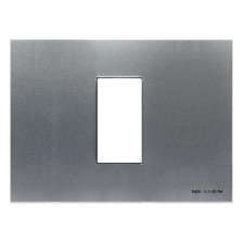 Marco caja americana monocaja n2471 pl plata zenit niessen
