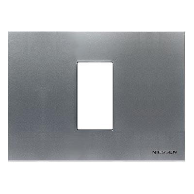 Marco caja americana monocaja n2471 pl plata zenit niessen - Niessen zenit precios ...