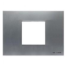 Marco caja americana monocaja n2472 pl plata zenit niessen