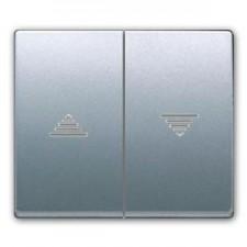 Tecla doble pulsador interruptor persianas BJC Mega 22765-ap