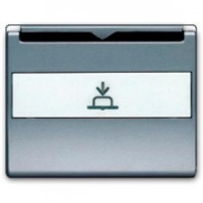 Tapa interruptor conmutador tarjetero BJC Mega 22068-ap