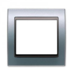Marco de 1 elemento BJC Mega 22001-ap aluminio prusia