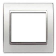 Marco de 1 elemento BJC Mega 22001-bs blanco satín