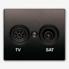Tapa toma televisión BJC Mega 22330-ms
