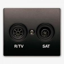 Tapa toma televisión sat BJC Mega 22320-ms