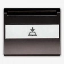 Tapa interruptor conmutador tarjetero BJC Mega 22068-ms