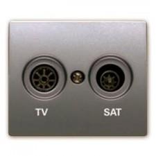 Tapa toma televisión BJC Mega 22330-af