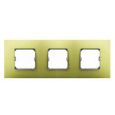 Marco simon 3 elementos color amarillo 27773-61 27 neos