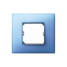 Marco color azul Simon 27 Neos 1 elemento 27771-63