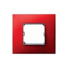 Marco color rojo Simon 27 Neos 1 elemento 27771-66