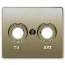 Tapa toma televisión BJC Mega 22330-dm