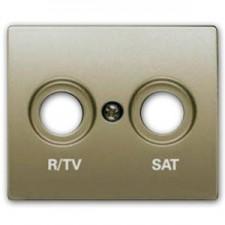 Tapa toma televisión sat BJC Mega 22320-dm