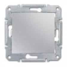 Interruptor Schneider Sedna SDN0100160 aluminio
