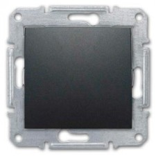 Interruptor Schneider Sedna SDN0100170 grafito