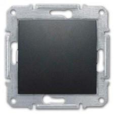 Conmutador Schneider Sedna SDN0400170 grafito
