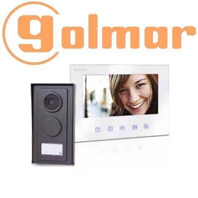 Kit videoportero SV372 Color Golmar