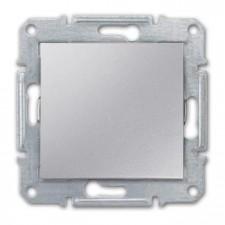 Pulsador Schneider Sedna SDN0700160 aluminio