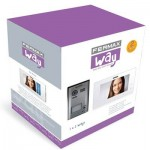 Fermax Way videoportero 1línea 1401 - kit way