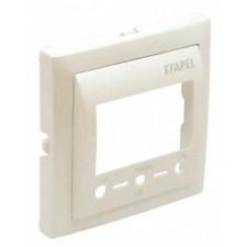 Tapa termostato digital Efapel con IR 90742 T GE HIELO