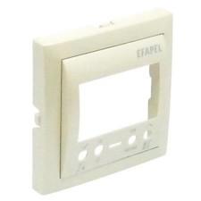 Tapa cronotermostato digital Efapel 90740 T PE PERLA
