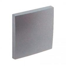 Tecla para interruptor Efapel conmutador 90601t al Logus 90 aluminio