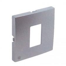 Tapa toma informática RJ45 Efapel 90751 T AL Logus 90 aluminio