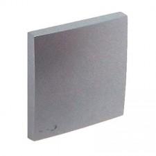 Tecla pulsador símbolo llave Efapel 90604 T AL Logus 90 aluminio