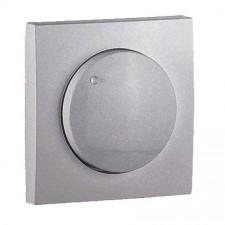 Tapa regulador rotativo Efapel 90721 T AL Logus 90 aluminio