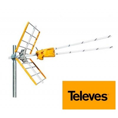 Antena de tv Televés VZENIT UHF 149201
